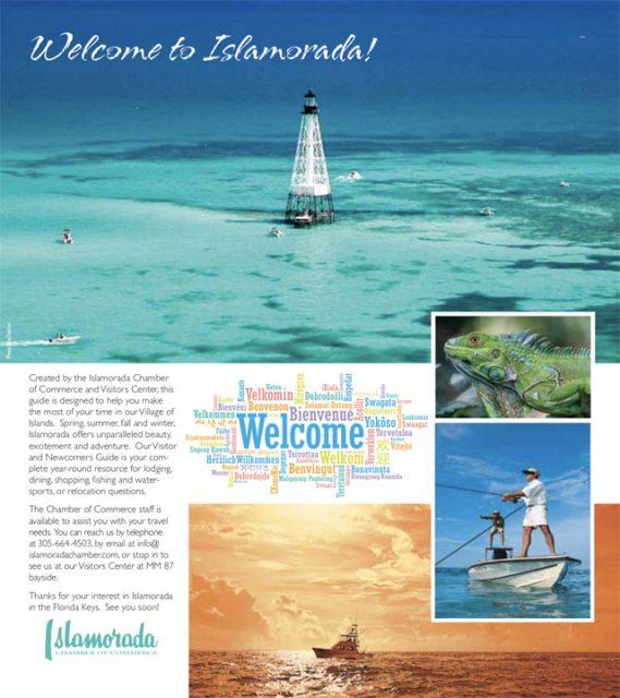 Welcome to Islamorada!