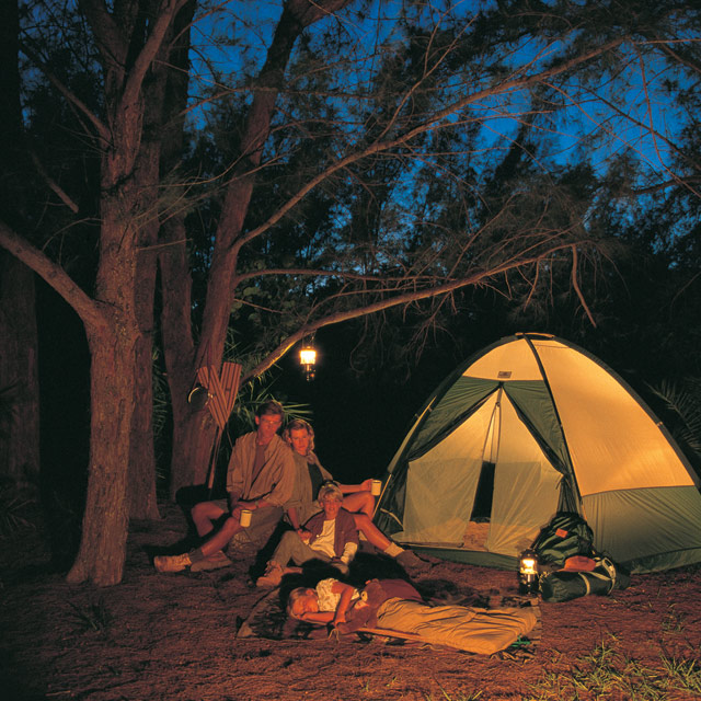 Camping & RV Resorts