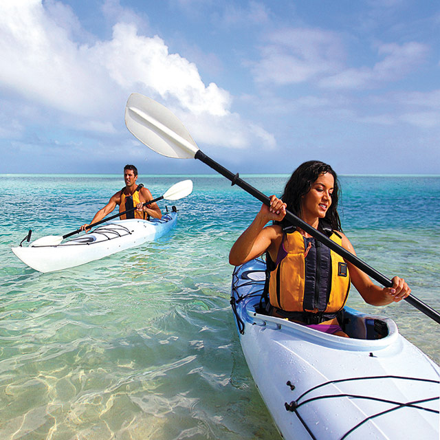 Kayaking & Eco-Tours